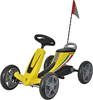Каталка детская Chi Lok Bo Ferrari Go Kart / 8931 (желтый) -