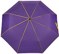 Зонт складной Ame Yoke OK 552 P-1 (фиолетовый) -