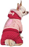 Комбинезон для животных Triol Disney Winnie the Pooh / 12211339 (S, розовый) -