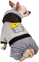 Комбинезон для животных Triol Disney Winnie the Pooh / 12211337 (L, серый) -