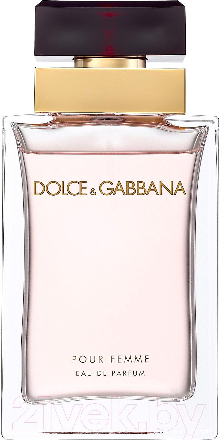 Купить Парфюмерная вода Dolce&Gabbana, Pour Femme (50мл), Италия