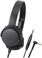 Наушники-гарнитура Audio-Technica ATH-AR1IS BK -