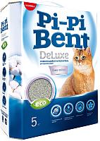 Наполнитель для туалета Pi-Pi-Bent Clean cotton (5кг) -