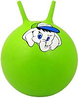 Фитбол с рожками Starfit Слоненок GB-401 (45см, зеленый) -