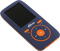 MP3-плеер Ritmix RF-4450 4Gb (синий/оранжевый) -