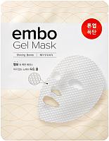 Маска для лица гидрогелевая Missha Embo Shining Bomb (30г) -