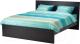 Двуспальная кровать Ikea Мальм 892.110.04 -