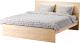 Двуспальная кровать Ikea Мальм 892.109.38 -