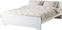 Двуспальная кровать Ikea Аскволь 892.107.16 -