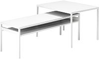 Комплект журнальных столиков Ikea Нибода 892.083.27 -