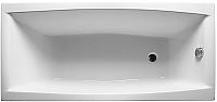 Ванна акриловая 1Марка Viola 120x70 -