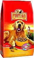 Корм для собак Propesko Beef & Chicken & Vegetables (10кг) -