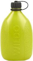 Фляга Wildo Hiker Bottle 4129 (желтый/зеленый) -