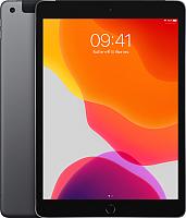 Планшет Apple iPad 10.2 Wi-Fi + Cellular 32GB / MW6A2 (серый космос) -