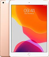 Планшет Apple iPad 10.2 Wi-Fi + Cellular 32GB / MW6D2 (золото) -