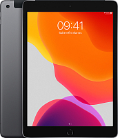 Планшет Apple iPad 10.2 Wi-Fi + Cellular 128GB / MW6E2 (серый космос) -