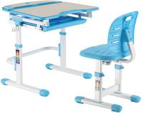 Парта+стул Растущая мебель Smart C304S (голубой) -