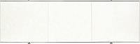 Экран для ванны Comfort Alumin Белый глянцевый 150 -