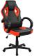Кресло геймерское Chairman Chair Gamer Folding (черный/красный) -