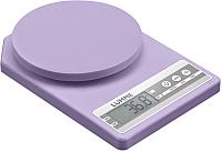 Кухонные весы Lumme LU-1343 (лиловый аметист) -