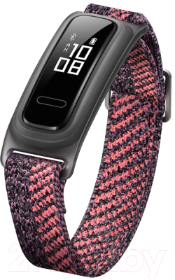 Фитнес-трекер Huawei Band 4e AW70 (коралловая сакура) -