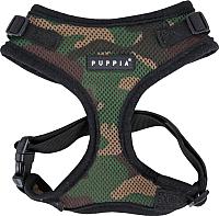 Шлея Puppia Ritefit Harness / PAJA-AC617-CA-S (камуфляж) -