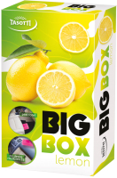 Ароматизатор автомобильный Tasotti Big Box Лимон / TS5892 -