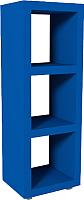Стеллаж Глазов Проект-17 1 (королевский синий) -