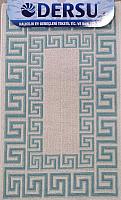 Коврик для ванной Dersu Cotton Bathmats PB019 (50x80, мятный) -