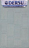 Коврик для ванной Dersu Cotton Bathmats PB024 (50x80, мятный) -