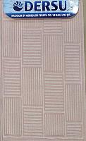 Коврик для ванной Dersu Cotton Bathmats PB024 (50x80, розовый) -