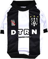 Футболка для животных Dogtrine Dtrn / DTAB-FC1001-BK-L (L, черный) -