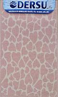 Коврик для ванной Dersu Cotton Bathmats PB043 (50x80, розовый) -