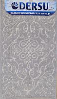 Коврик для ванной Dersu Cotton Bathmats PB044 (50x80, серый) -