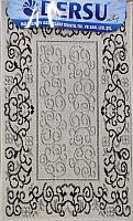 Коврик для ванной Dersu Cotton Bathmats PB001 (60x90, коричневый) -