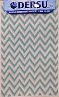 Коврик для ванной Dersu Cotton Bathmats PB022 (60x90, мятный) -