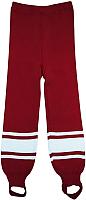 Рейтузы хоккейные Torres Sport Team / HR1109-02-180 (р-р 50, красный/белый) -