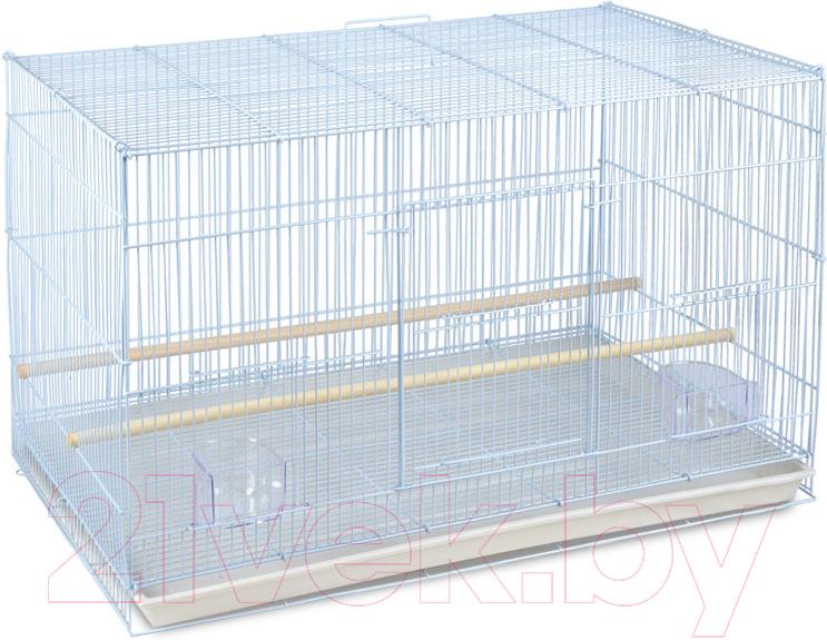 Купить Клетка для птиц Triol, 504 / 50691023, Россия, белый