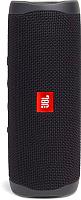 Портативная колонка JBL Flip 5 (черный) -