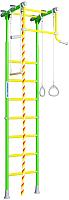 Детский спортивный комплекс Romana R2 01.20.7.06.490.02.00-11 (зеленое яблоко) -