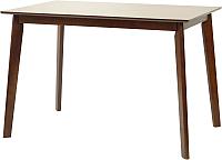 Обеденный стол Reliable Trend Юмико прямоугольный (коричневый) -