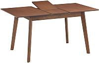 Обеденный стол Reliable Trend Юмико раскладной прямоугольный (коричневый) -