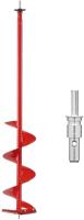 Шнек под шуруповерт Mora Ice Easy Cordless / ICE-MM0088 (с адаптером) -