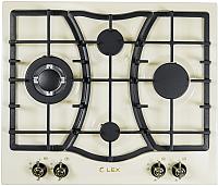 Газовая варочная панель Lex GVE 6043C IV / CHAO000344 -