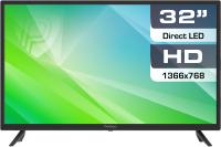 Телевизор Prestigio Mate 32 / PTV32SN04Z (черный) -