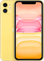 Смартфон Apple iPhone 11 256GB Yellow / MWMA2 -