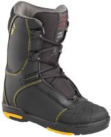 Ботинки для сноуборда Head 400 4D JR Black / 357506 (р.195) -