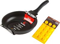 Сковорода Perfecto Linea Black Induction 55-241013-2 -