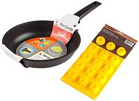 Сковорода Perfecto Linea Black Induction 55-241014-2 -
