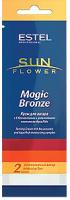 Крем для загара Estel Sunflower Magic Bronze В солярии (15мл) -